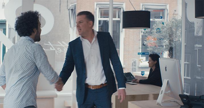 Marc van Financiële Meesters Roosendaal ontmoet klant voor hypotheekadvies